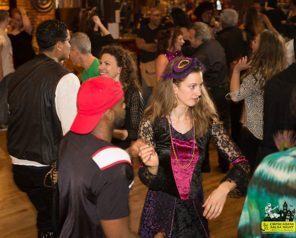 2nd Annual Copacabana Salsa Night Halloween Ball a Huge Success ...