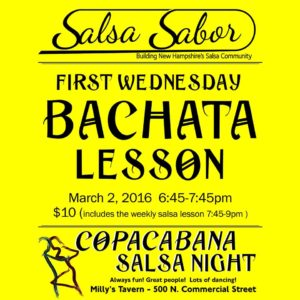 Bachata Social dancing Club