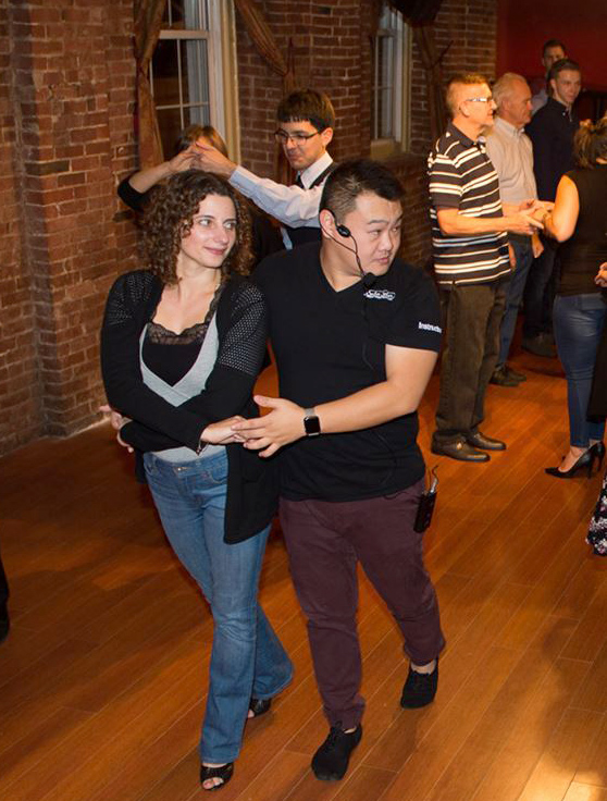 Bachata Salsa Lesson new hampshire