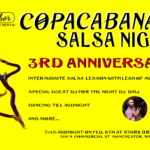 Salsa NH anniversary Party