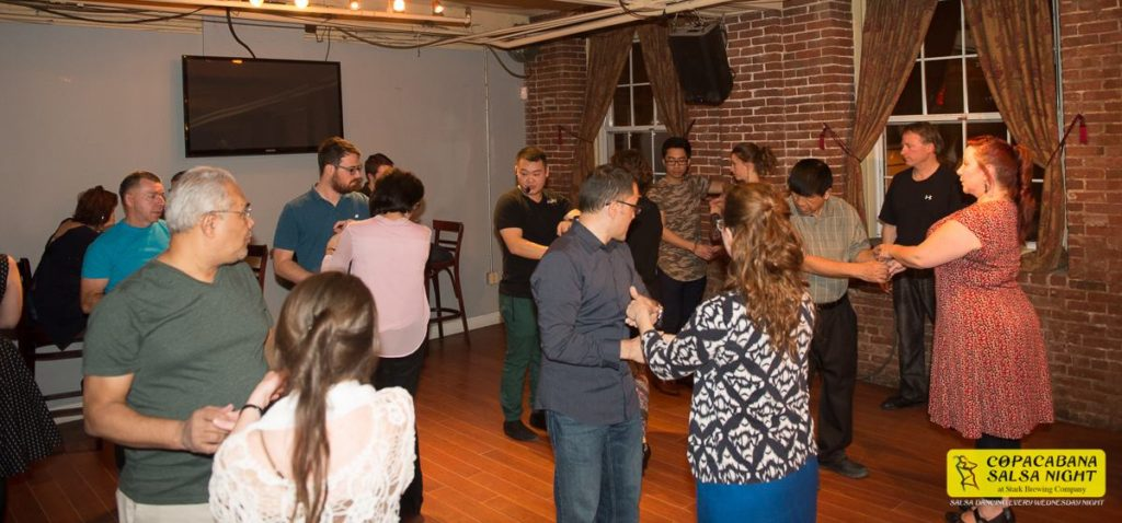 bachata lessons first wednesday of every month